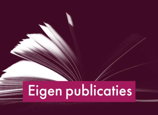 Eigen publicaties onderwijs